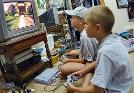 Children video games #1