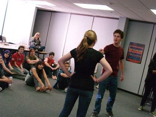 Classroom Drama #2