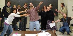 Classroom Drama #3