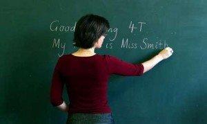 Classroom Teacher #1