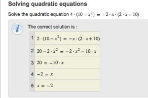 Curriculum Math #2