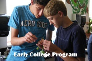 Early College Program #1