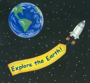 Explore the Earth