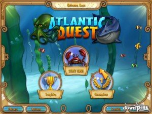 Game Atlantic Quest #1