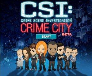 Game CSI #1