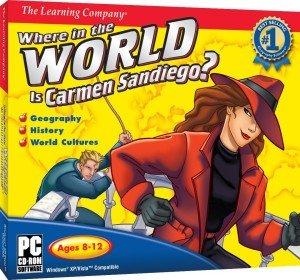 Game Carmen SanDiego #1