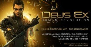 Game Deus Ex Human Revolution #1