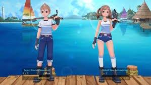 Game Fish Island #1