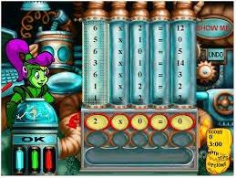 Game Math Blaster #1