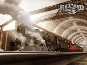 Game Railroad Tycoon #1