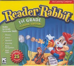 Game Reader Rabbit #1