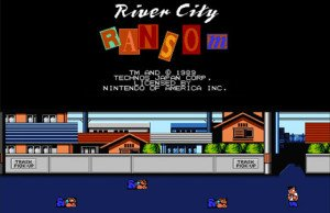 Game River City #1