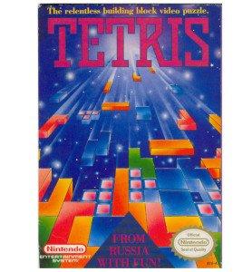 Game Tetris #1