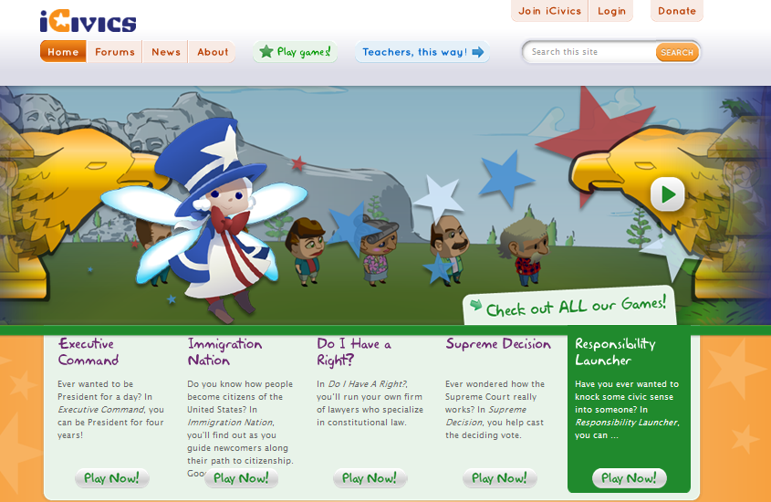 Education Game-based eLearning | The Institute of
