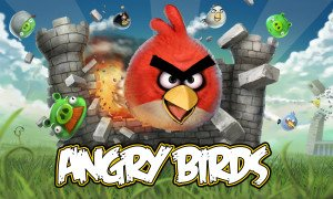 Games Angry Birds #1