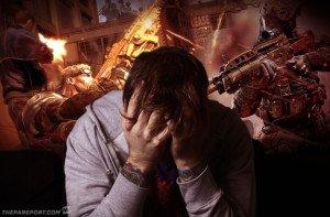 Games Violent #2