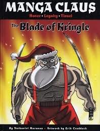 Graphic Novel Manga Claus