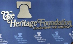 Institute Heritage Foundation #3