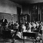 Classroom 1900s #1