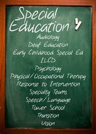 Disabilities Education #9