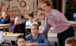 Teacher #9