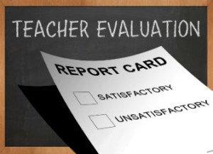 Teacher Evaluation #6