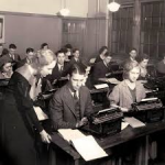 1930 typing class